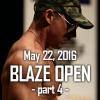 BLAZE OPENの模様 – その4