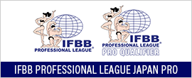 IFBB PROFESSIONAL LEAGUE JAPAN PRO