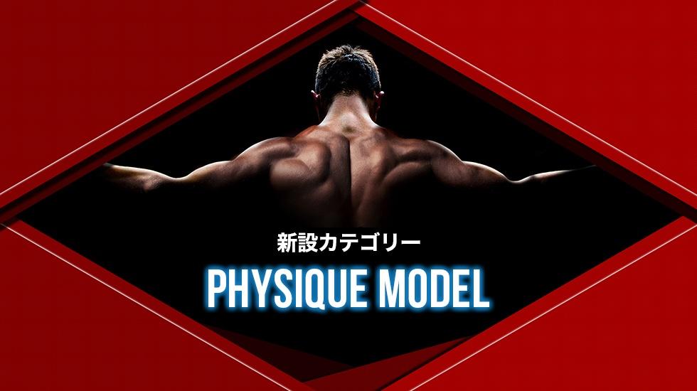 新カテゴリー「フィジークモデル」